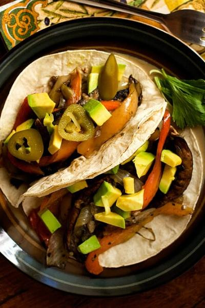 Portobello Mushroom and Cubanelle Pepper Tacos: A Vegan Take on a Mexican Favorite