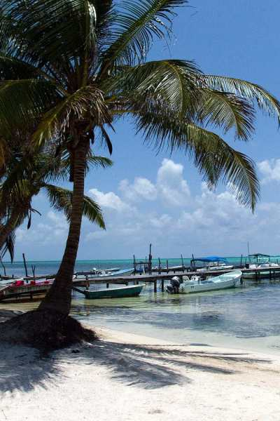 Travel Postcards: How To Get To Ambergris Caye, Belize For A Tropical Getaway