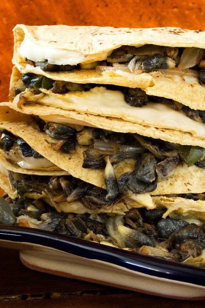 How to Cook Mexican Corn Truffle | Quesadillas de Huitlacoche