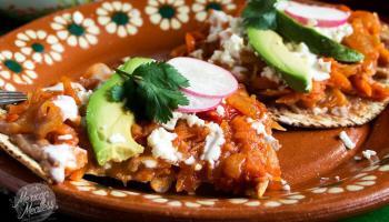 How to make mexican vegan crema como hacer crema fresca vegana carrot cabbage tinga tostadas tinga de zanahoria y repollo forumfinder Image collections