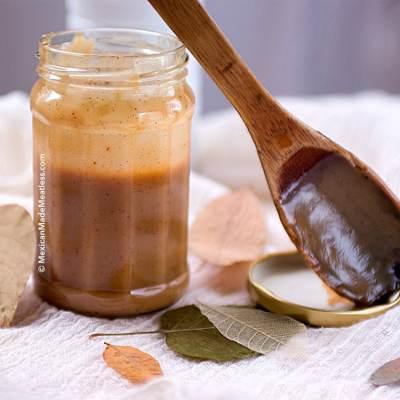How to Make Cajeta (Mexican Caramel Sauce)