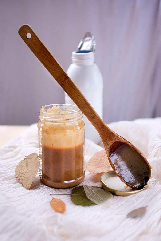 How To Make Cajeta (Mexican Caramel Sauce) | Traditional Recipe