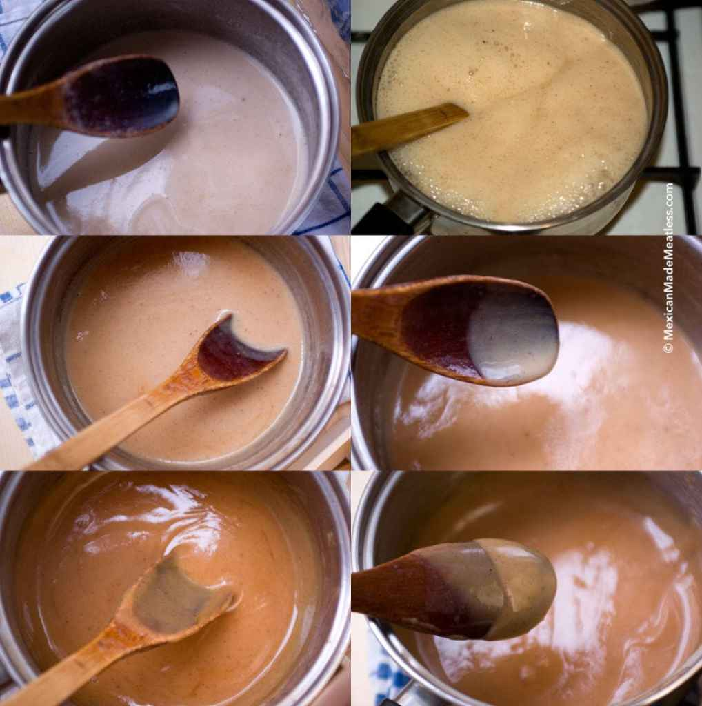 How To Make Cajeta (Mexican Caramel Sauce)