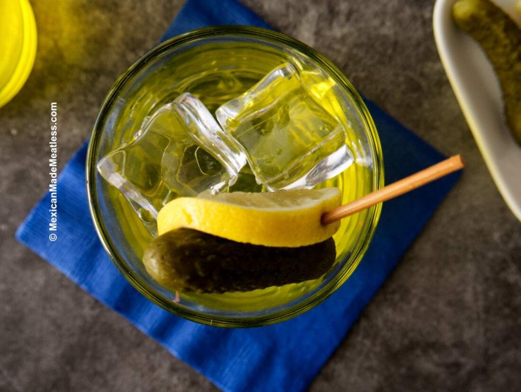 How to cure a hangover with pickle juice