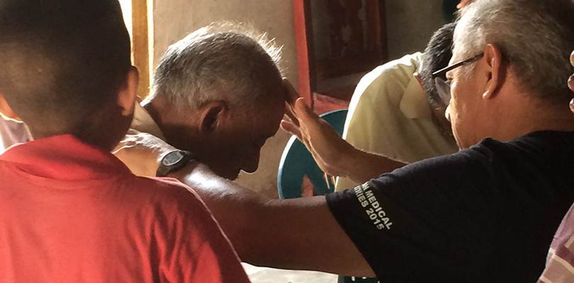 Prayer is essential to the work of Mexican Medical Ministries.