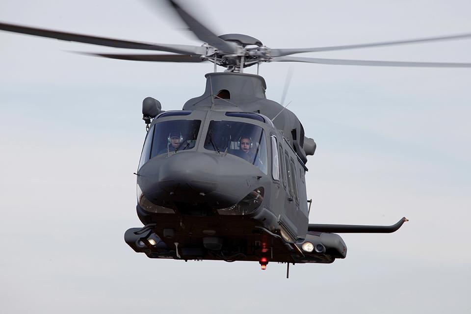 AW139 Military 31279-31280 Qatar Emiri Air Force