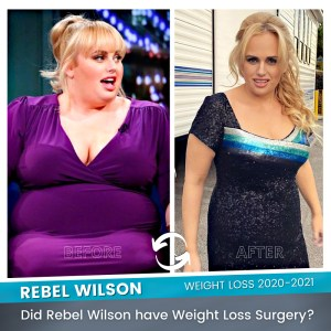 Rebel Wilson's Weight Loss Journey - 2020 To 2021