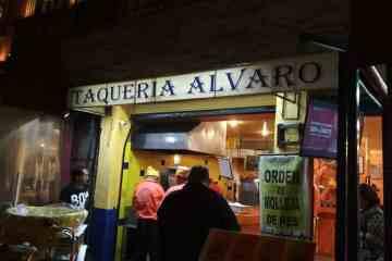 Eating You Way Around    Roma Mexico City - Mexico Cassie
