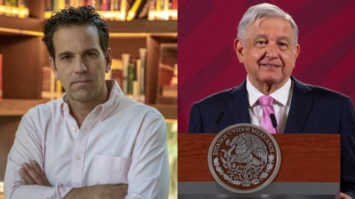 AMLO once again challenged journalist