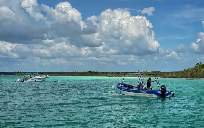 Investigation detects spills of sewage to the Bacalar lagoon