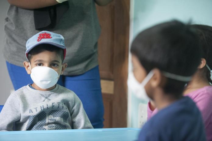Mazatlan DIF support 30 children orphaned by Covid-19