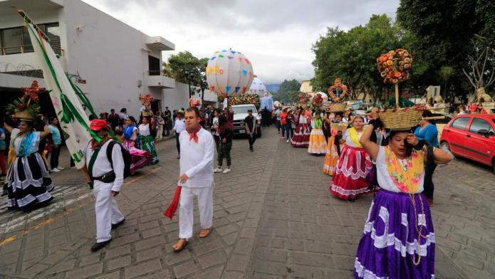 Large events in Oaxaca de Juárez will continue to be suspended, reports the municipality
