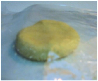 Empanadas de masa maíz, prepara la masa