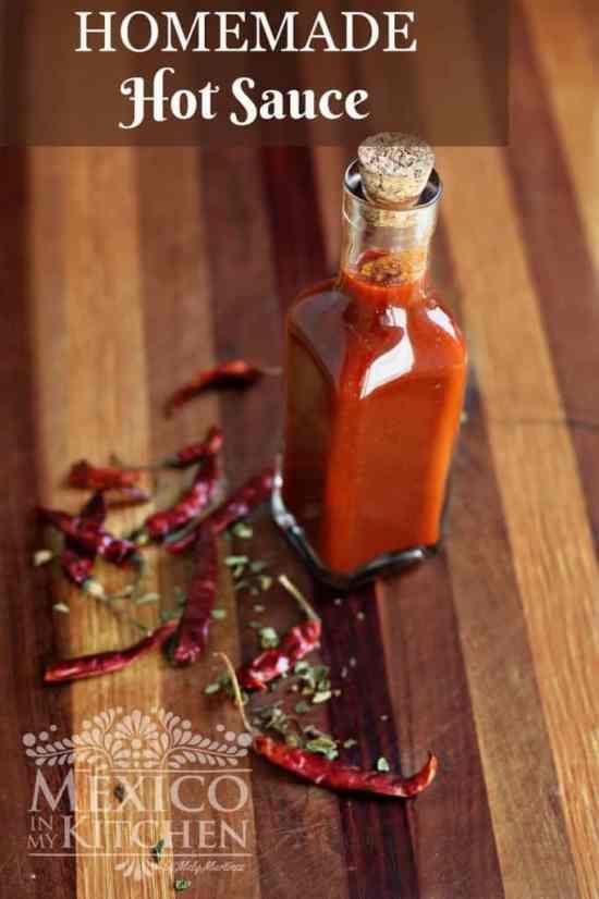Salsa embotellada casera, fácil de preparar