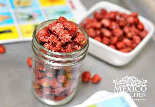 garapiñados Candied peanuts recipes