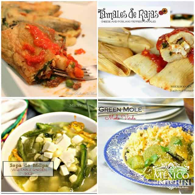 recipes using poblano peppers
