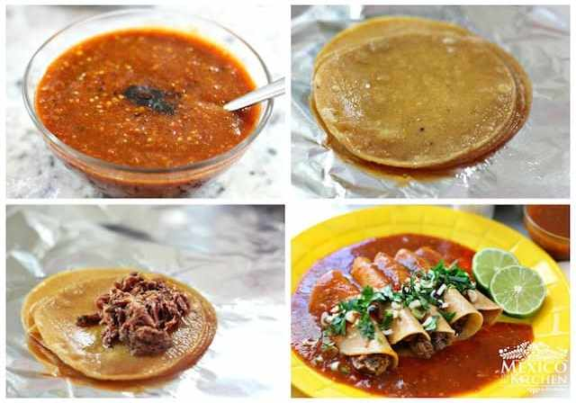 Tacos tlaquepaque recipe