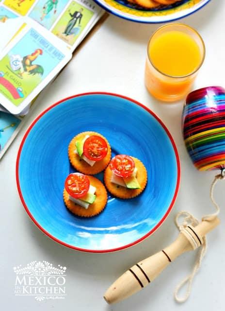 Merienda easy snack idea