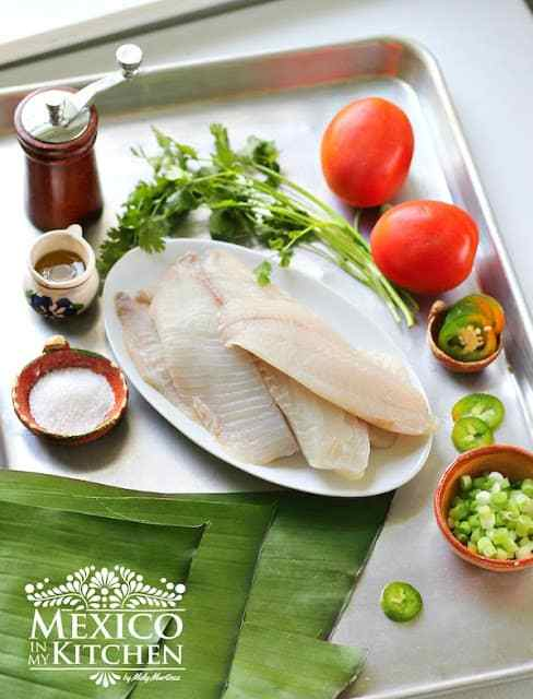 Easy fish fillets dinner