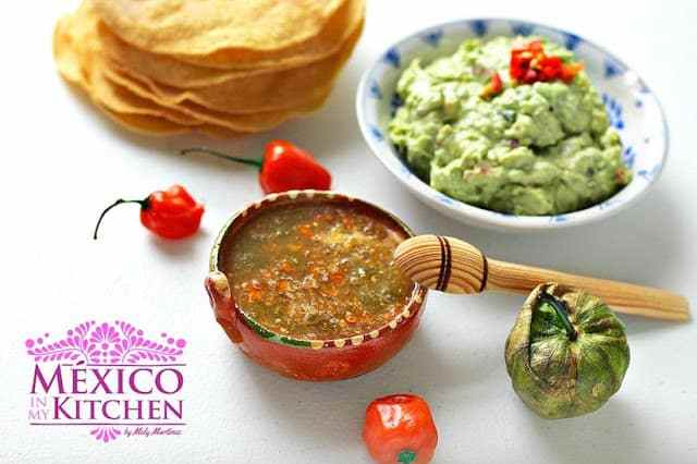 Habanero Salsa Recipe