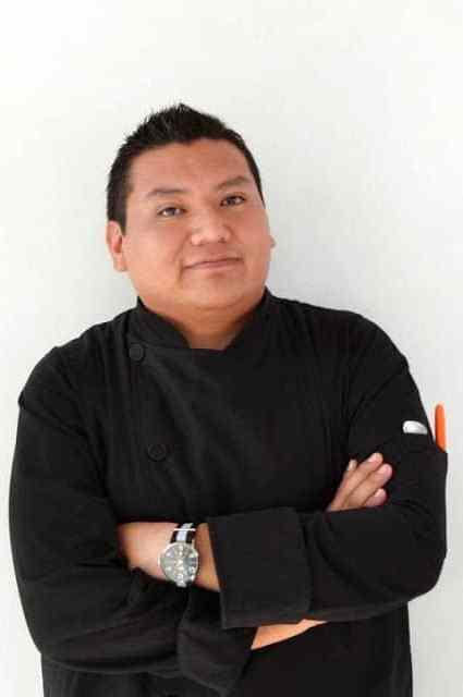Chef julio Ortega