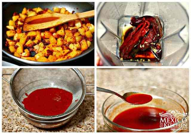 Pambazos recipe - Mexican Food