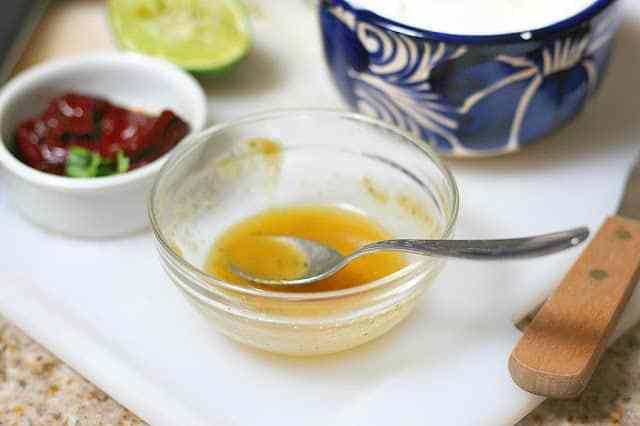 Creamy Chipotle Dip recipe Mexican recipes