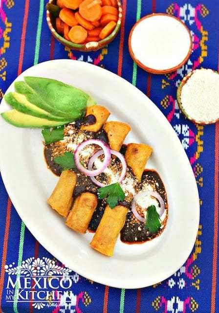 Turkey crispy tacos recipe