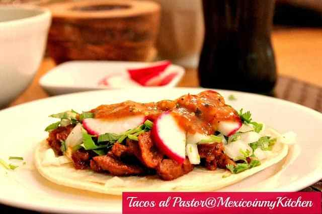 How to Make Tacos al Pastor at Home