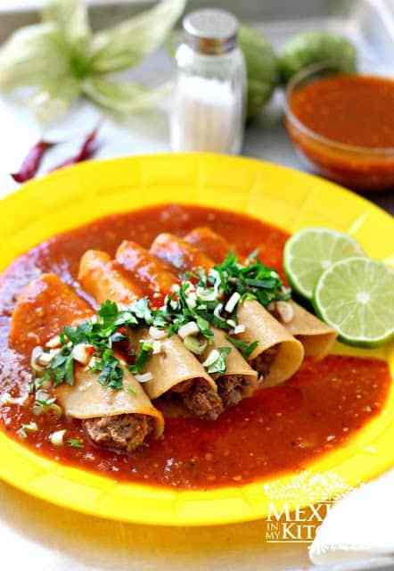 Authentic Mexican Recipes And Dishes Mexico In My Kitchen