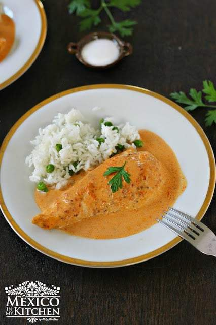 Creamy Chipotle Chicken Breast, easy and finger licking recipe.