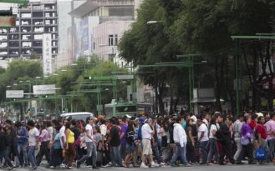 GDF intentará reordenar la movilidad en la capital