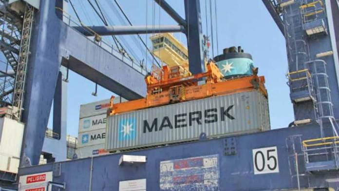 México: Maersk modifica servicio ferroviario a APM Terminals Cuautitlán