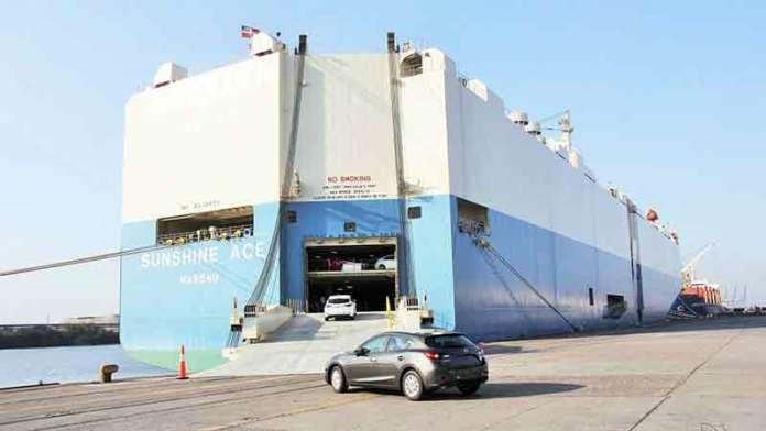 En medio de la pandamia TPT exporta siete mil 900 vehículos