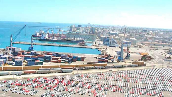 Puerto de Veracruz tiene el patio de automóviles más grande de América