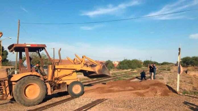 Autotransporte complementa al ferrocarril ante bloqueos en Sonora