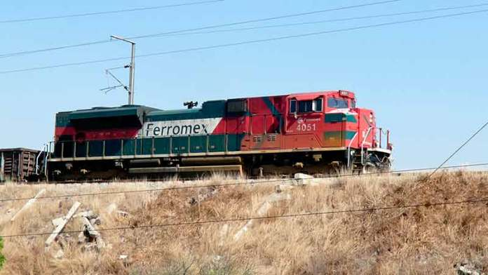 Pese a pandemia, se cumple con transporte de mercancías: STFRM