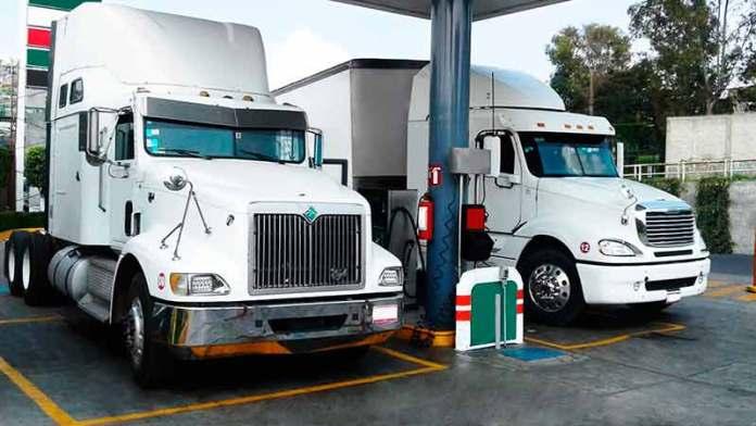 Reactivación del transporte de carga casi al 50%