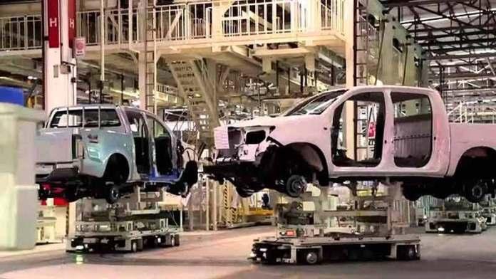 Repunta producción automotriz pese a pandemia