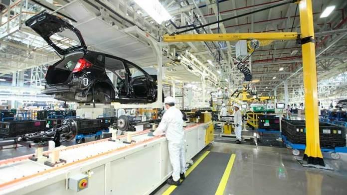 Indicador IMEF Manufacturero sube 1.1 puntos, a 46.4 unidades