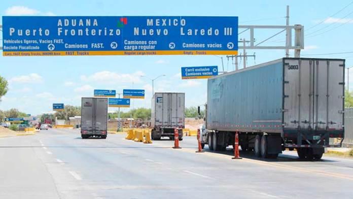 Tiene Nuevo Laredo déficit de 10 mil traileros