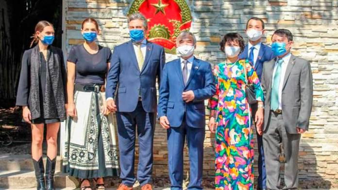 Crecerá comercio entre Vietnam y México: Comce