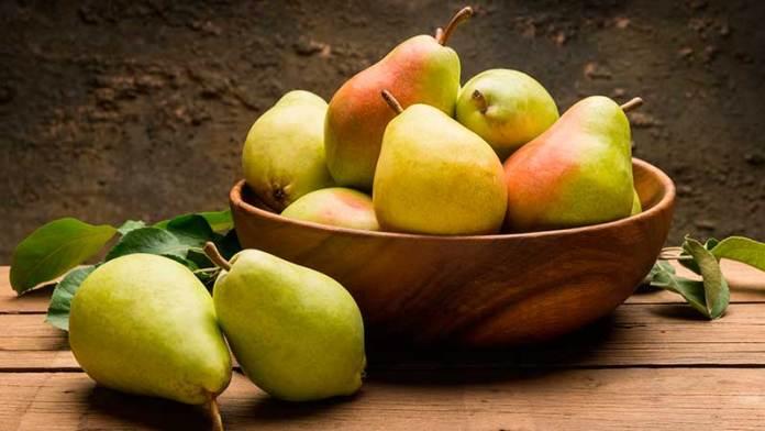 El 90% de las peras importadas en México provienen de EE. UU.