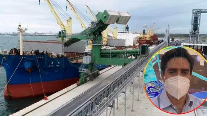 Cierra año con mayor movimiento de mercancía en el Puerto: AAA