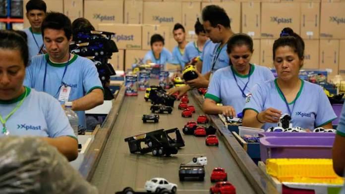 La Industria del Juguete en México se mantiene pese a caída en ventas durante 2020
