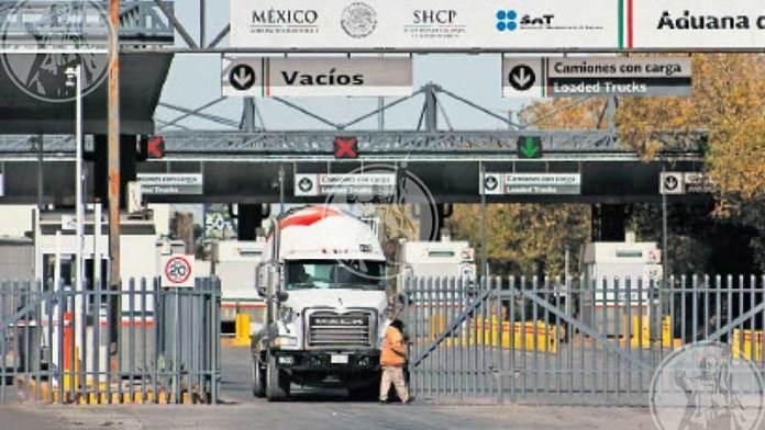 Esperan transportistas reapertura para exportaciones