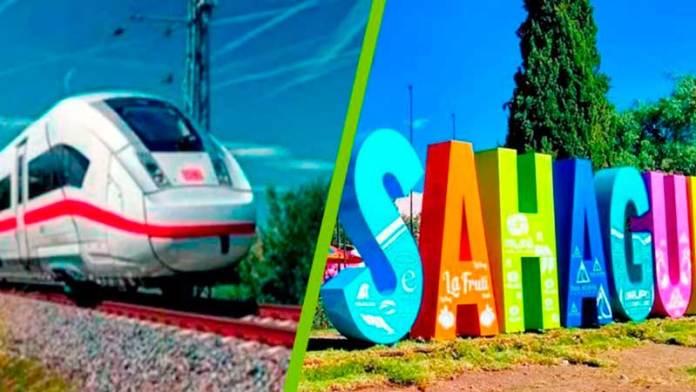 Quiere AMLO que vagones del Tren Maya se fabriquen en Ciudad Sahagún