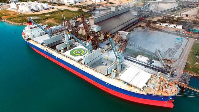 Difundió SCT 6 acciones de infraestructura para el puerto de Altamira