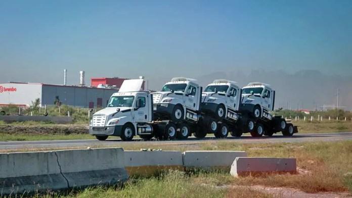 Camiones Clase 8 arrancan el 2021 con alta demanda en EU