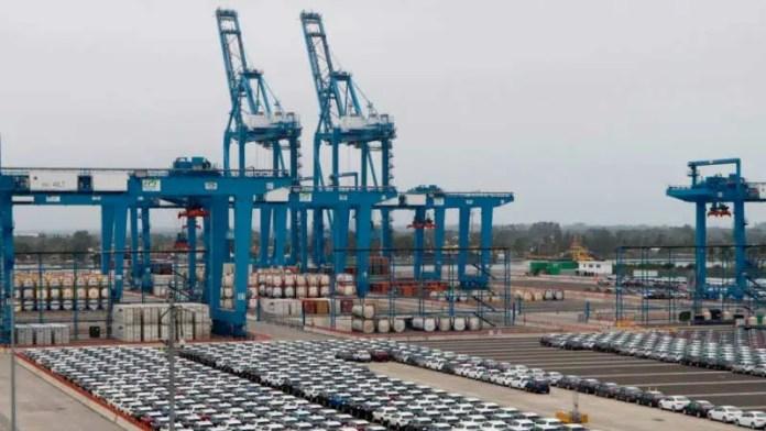 Disminuyó en un 43 % exportaciones de vehículos en Tuxpan
